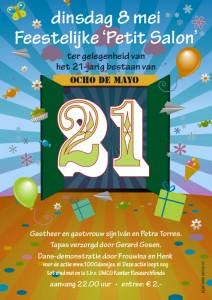 Ocho da Mayo 2012